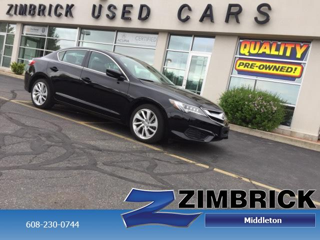 Certified Pre-Owned 2016 Acura ILX 4dr Sdn