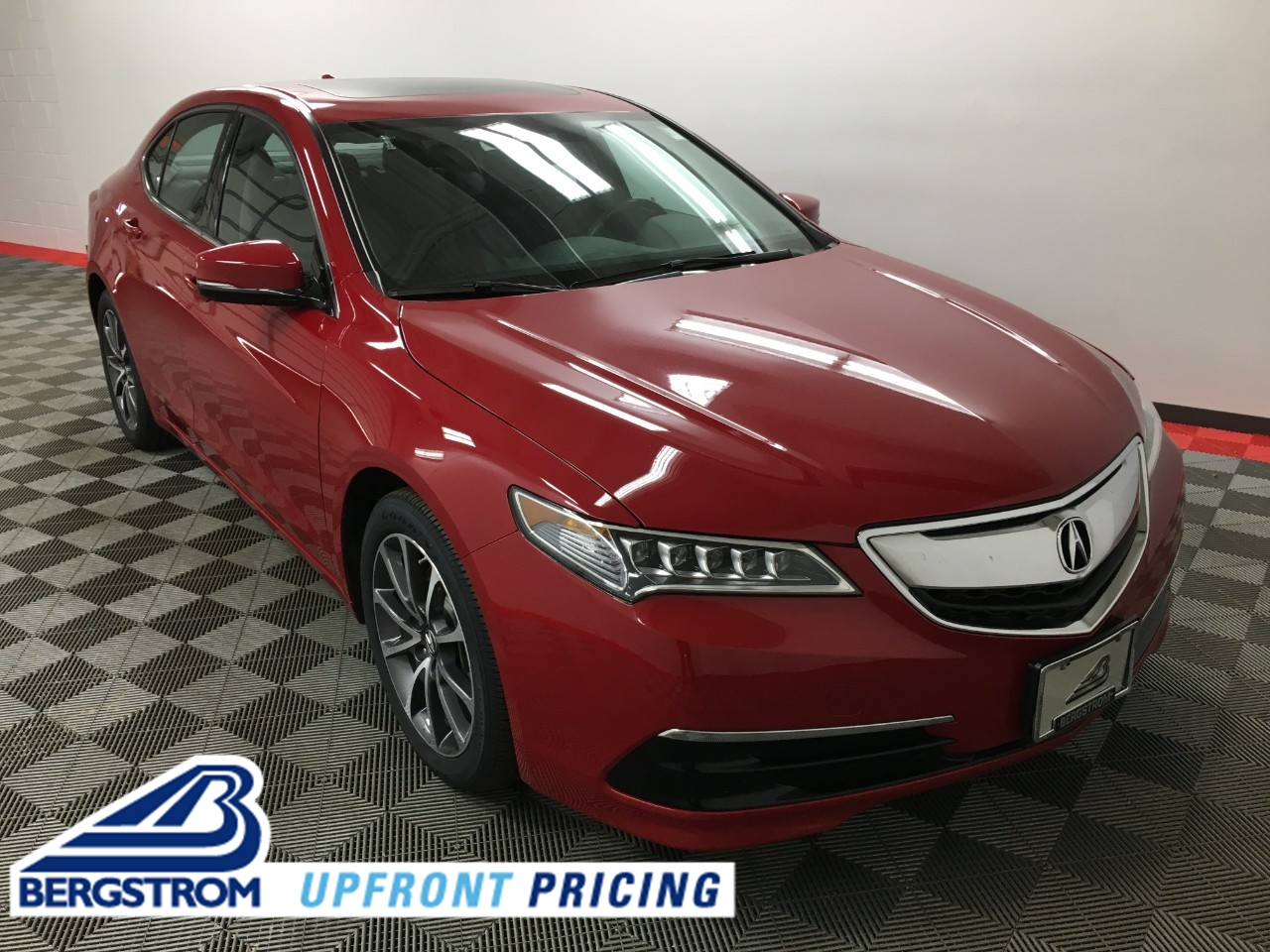 Certified Pre-Owned 2017 Acura TLX FWD V6 w/Technology Pkg