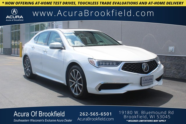 Certified Pre-Owned 2018 Acura TLX FWD V6 w/Technology Pkg