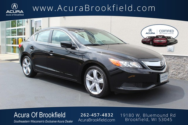 Certified Pre-Owned 2014 Acura ILX