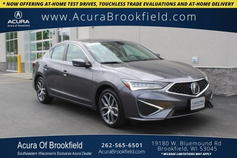 Certified Pre-Owned 2020 Acura ILX w/Premium Pkg