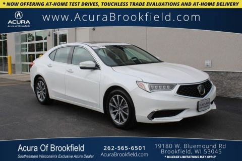 Certified Pre-Owned 2020 Acura TLX 2.4L FWD