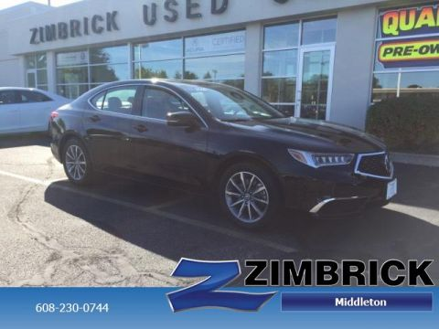 Certified Pre-Owned 2018 Acura TLX 2.4L FWD