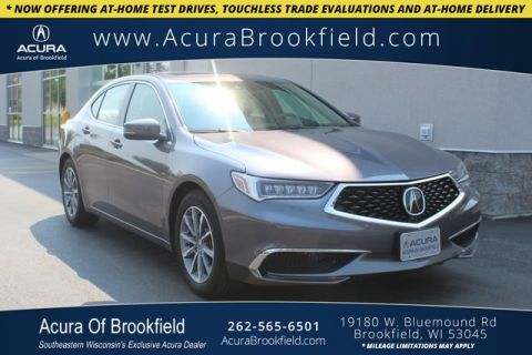Certified Pre-Owned 2018 Acura TLX FWD