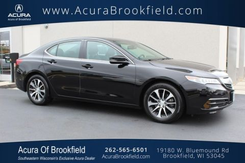 Certified Pre-Owned 2016 Acura TLX 4dr Sdn FWD