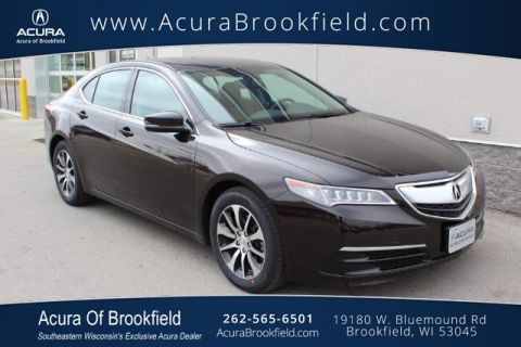 Certified Pre-Owned 2016 Acura TLX