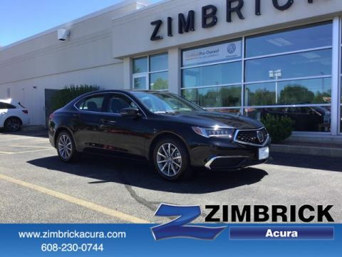 Certified Pre-Owned 2018 Acura TLX 2.4L FWD w/Technology Pkg