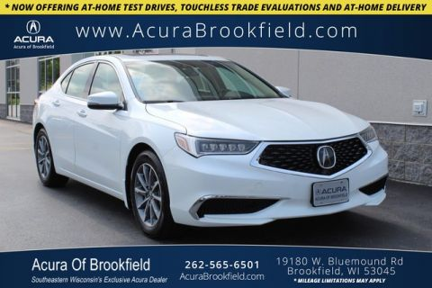 Certified Pre-Owned 2018 Acura TLX FWD w/Technology Pkg