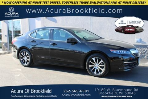 Certified Pre-Owned 2017 Acura TLX FWD w/Technology Pkg