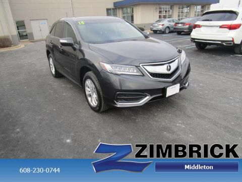 Certified Pre-Owned 2016 Acura RDX AWD 4dr