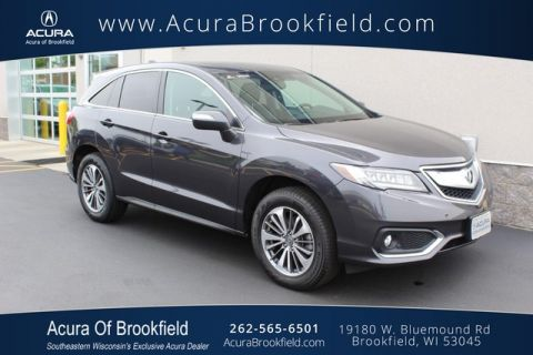 Certified Pre-Owned 2016 Acura RDX Advance Pkg