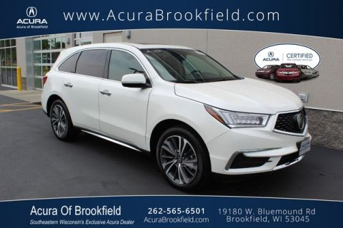 Certified Pre-Owned 2019 Acura MDX w/Technology/Entertainment Pkg